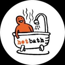 """Crazy P : Hotbath Re-Edits Vol. 2 (12"""" Vinyl) (Nu Disco)"""