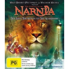 The Witch and The Wardrobe Lion : Movie (Bluray) (BluRay) (Movies)