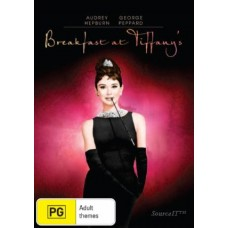 Breakfast At Tiffany's (1961) : Movie (DVD) (Movies)