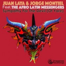 "Juan Laya and Jorge Montiel : Sympathy For The Devil (Of Yare) (7"" Single) (Funk and Soul)"