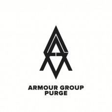 Armour Group : Purge Lp (Vinyl) (INDEPENDANT AUSTRALIAN)