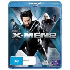 X Men-2 : Movie (BluRay) (Movies)
