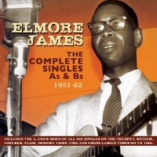 James Elmore : The 1951-1962 Complete Singles As and Bs (CD) (Blues)