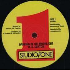 "B.B. Seaton : Dancing In The Moonlight (12"" Vinyl) (Disco)"