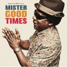 Jay Norman Mbe : Mister Good Times (CD) (Funk and Soul)