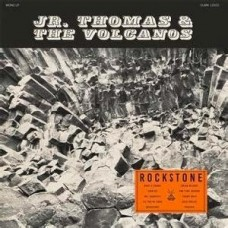 Jr. Thomas and The Volcanos : Rockstone (Vinyl) (Reggae and Dub)