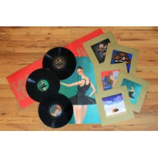 West Kanye : My Beautiful Dark Twisted Fantasy (3LP) (Vinyl) (Rap and Hip Hop)