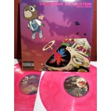 West Kanye : Graduation (Dlxe) (2LP / Clrd) (Vinyl) (Rap and Hip Hop)