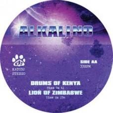 """Alkalino : Edits (12"""" Vinyl) (Nu Disco)"""