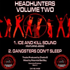"Chata B // Potential Bad Boy : Kemet Head Hunters Vol 2 (12"" Vinyl) (Drum and Bass)"