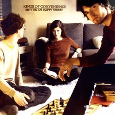 Kings Of Convenience : Riot On An Empty Street (Vinyl) (General)