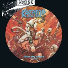 Kreator : After The Attack (Pic Disc) (Vinyl) (Heavy Metal)