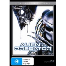 Alien Vs. Predator (2004) : Movie (DVD) (Movies)