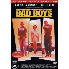 Bad Boys (1995) : Movie (DVD) (Movies)