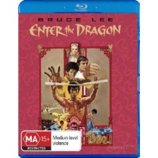 Enter The Dragon : Movie (Blu-Ray) (BluRay) (Movies)