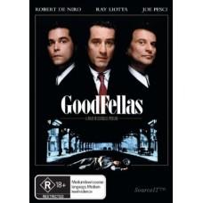 Goodfellas-Blu Ray : Movie (Blu-Ray) (BluRay) (Movies)