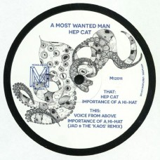 "A Most Wanted Man : Hep Cat (12"" Vinyl) (House)"