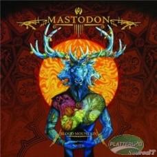 Mastodon : Blood Mountain (Pic. Disc) (Vinyl) (Heavy Metal)