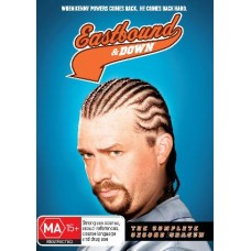 Eastbound And Down-Complete Season 2 : Movie (DVD) (DVD)