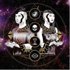 Tuka : Life Death Time Eternal (2LP) (Vinyl) (Ozzie Hip Hop)