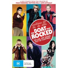 Boat That Rocked : Movie (DVD) (Movies)