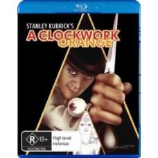 Clockwork Orange : Movie (DVD) (DVD)