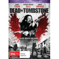 Dead In Tombstone : Movie (DVD) (Movies)