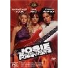 Josie And The Pussycats (2001) : Movie (DVD) (DVD)
