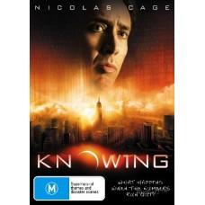 Knowing : movie (DVD) (Movies)