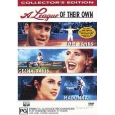 A League Of Their Own : Movie (DVD) (Movies)