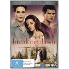 Twilight Saga-Breaking Dawn : Movie (DVD) (General)