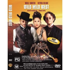 Wild Wild West : Movie (DVD) (Movies)