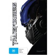 Transformers (Blu-Ray) : Movie (Blu-Ray) (BluRay) (Movies)