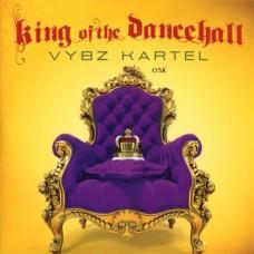 Vybz Kartel : King Of The Dancehall (2LP) (Vinyl) (Reggae and Dub)