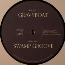 "Captn K : Swamp Groove // Gravyboat (10"" Vinyl) (Local)"