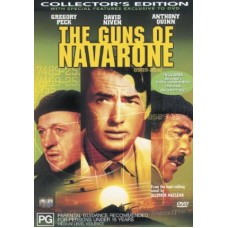 Guns Of Navarone : Movie (Bluray) (BluRay) (Movies)