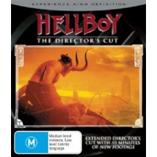 Hellboy-Blu Ray : Movie (Blu-Ray) (BluRay) (Movies)