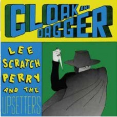 "Perry Lee ""scratch"" and The Upsetters : Cloak and Dagger (Vinyl) (Reggae and Dub)"