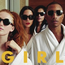 Williams Pharrell : G I R L (CD) (General)