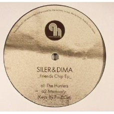 """Siler and Dima : Friends Chip Ep (12"""" Vinyl) (Deep House)"""