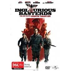 Inglourious Basterds (Bluray) : Movie (BluRay) (Movies)