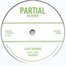 "Eva Keyes / Vibronics : Light Shining (7"" Single) (Reggae and Dub)"