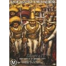 Battle Of Mexio City : Rage Against The Machine (DVD) (DVD)