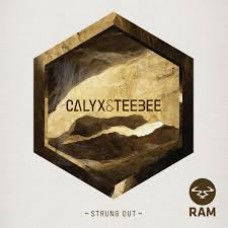 "Calyx and Teebee : Strung Out (12"" Vinyl) (Drum and Bass)"