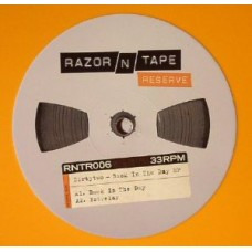 """Dirtytwo : Back In The Day Ep (12"""" Vinyl) (Nu Disco)"""