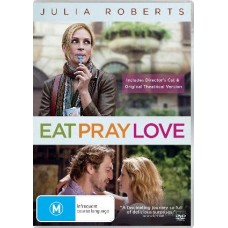 Eat Pray Love : Movie (DVD) (Movies)