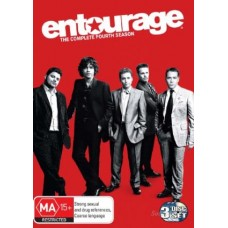 Entourage-Season 4 : Movie (DVD) (Television Series)