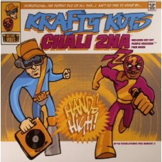 "Krafty Kuts and Chali 2na : Hands High / Instrumental (7"" Single) (Rap and Hip Hop)"
