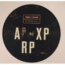 """Arpxp : Fade Away Ep (12"""" Vinyl) (Drum and Bass)"""