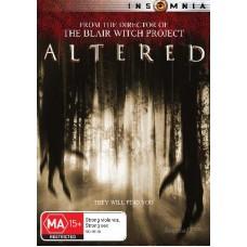 Altered : Movie (DVD) (Movies)